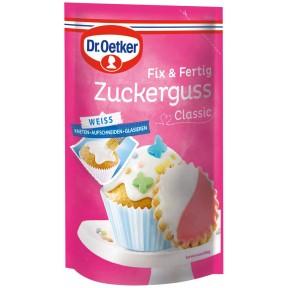 Dr.Oetker Fix & Fertig Zuckerguss Classic