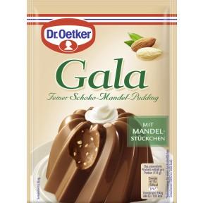 Dr.Oetker Gala Feiner Schoko-Mandel-Pudding
