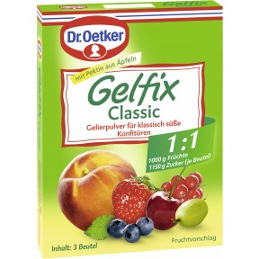 Dr.Oetker Gelfix Classic Gelierpulver 1:1 60 g
