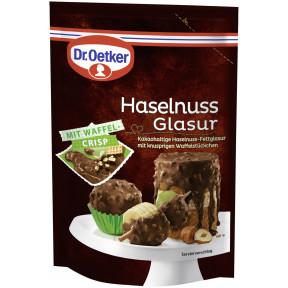 Dr.Oetker Haselnuss Glasur 150G