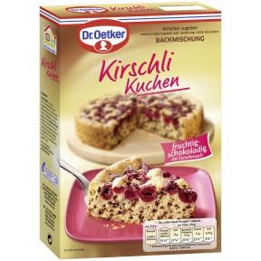 Dr.Oetker Backmischung Kirschli Kuchen