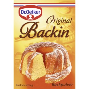 Dr.Oetker Original Backin 10x 16 g