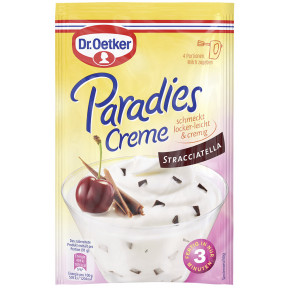 Dr.Oetker Paradies Creme Stracciatella 66 g