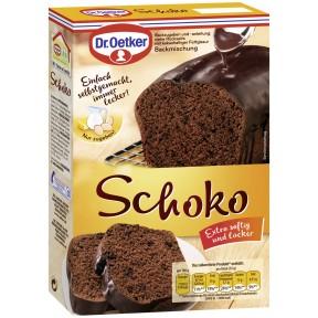 Dr.Oetker Schoko Kuchen Backmischung