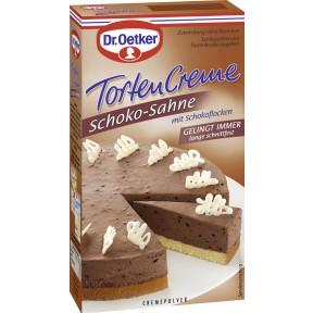 Dr.Oetker Tortencremepulver Schoko-Sahne