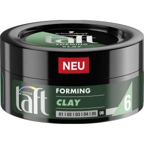 Schwarzkopf 3 Wetter Taft Forming Clay Halt 6 75 ml