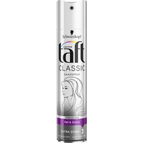Schwarzkopf 3 Wetter Taft Classic Haarspray extra starker Halt 3 250 ml