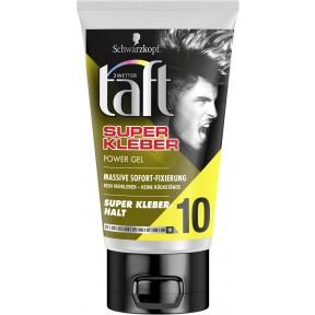 Schwarzkopf 3 Wetter Taft Super Kleber Power Gel Super Kleber-Halt 10 150 ml