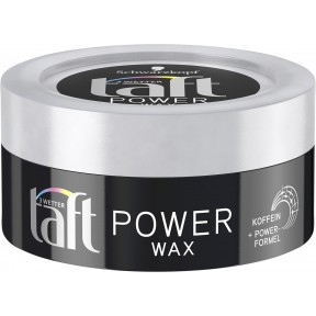 Schwarzkopf 3 Wetter Taft Power Wax 75 ml
