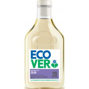 Ecover Füssig-Waschmittel Color Apfelblüte & Freesie 1L 20WL