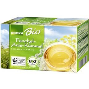 EDEKA Bio Fenchel-Kümmel-Anis Tee