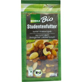 EDEKA Bio Studentenfutter