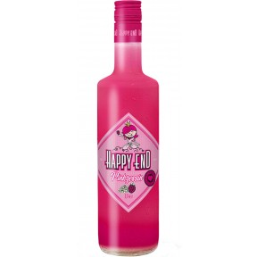 Happy End Pinkzessin Himbeer-Holunderblüte 15% 0,7l