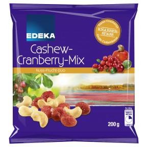 EDEKA Cashew-Cranberrie Mix