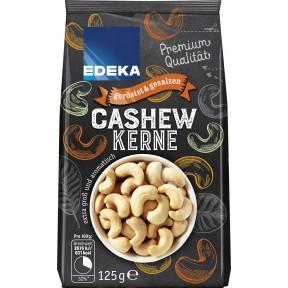 EDEKA Cashew Kerne geröstet & gesalzen
