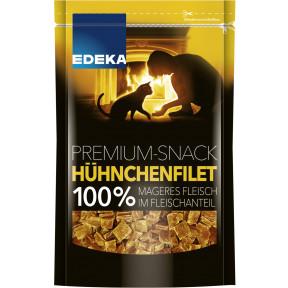 EDEKA Premium-Snack Hühnchenfilet 50G