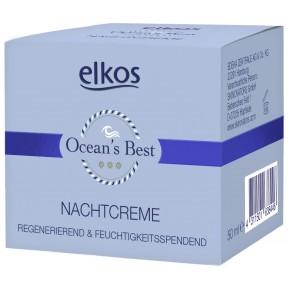 Elkos Ocean's Best Nachtcreme 50 ml