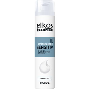 Elkos For Men Rasierschaum sensitiv 300 ml