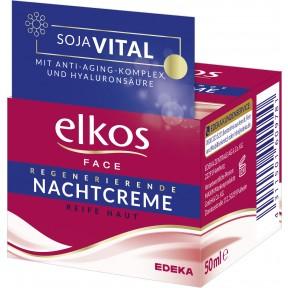 Elkos Regenerierende Nachtcreme 50 ml
