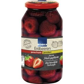 EDEKA Erdbeeren ganze Frucht gezuckert