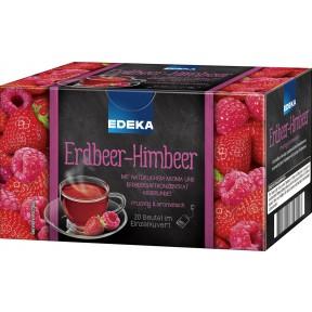EDEKA Erdbeer-Himbeer Tee