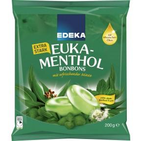 EDEKA Euka-Menthol Bonbons 200 g