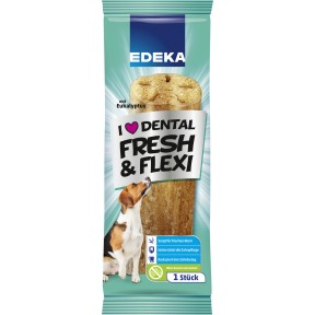EDEKA I Love Dental Fresh & Flexi