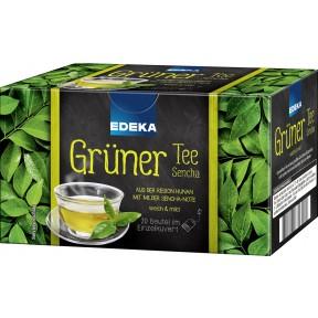 EDEKA Grüner Tee Sencha