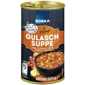 EDEKA Gulaschsuppe 480 ml