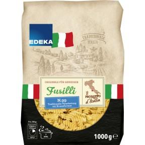 EDEKA Italia Fusilli Großpackung