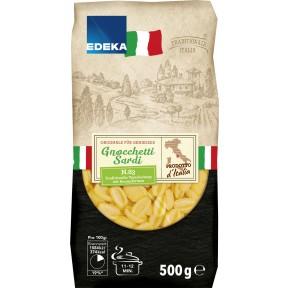 EDEKA Italia Gnocchetti Sardi 500 g