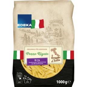 EDEKA Italia Penne Rigate Großpackung