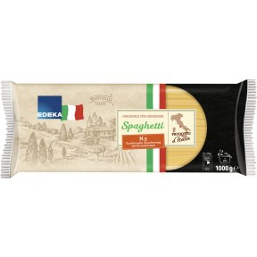 EDEKA Italia Spaghetti Großpackung 1 kg