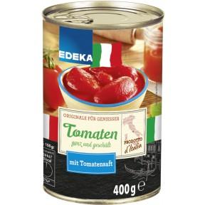 EDEKA Italia Tomaten ganz geschält 400 g