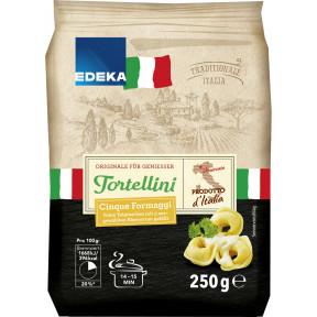 EDEKA Italia Tortellini Cinque Formaggi 250G