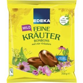 EDEKA Feine Kräuter Bonbons 200 g
