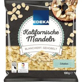 EDEKA Mandeln, blanchiert gehobelt 100 g
