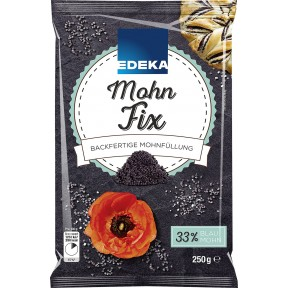 EDEKA Mohnfix