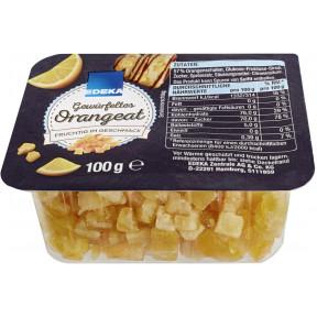 EDEKA Orangeat gewürfelt 100 g