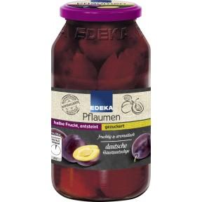 EDEKA Pflaumen halbe Frucht gezuckert 680 g