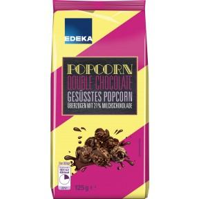 EDEKA Popcorn Double Chocolate