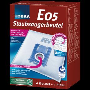 EDEKA Staubsaugerbeutel E05