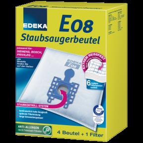 EDEKA Staubsaugerbeutel E08