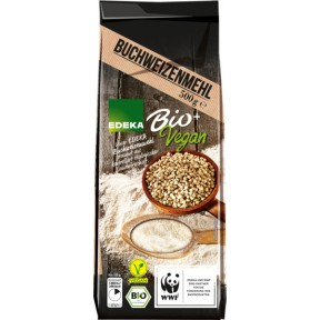 EDEKA Bio + Vegan Buchweizenmehl