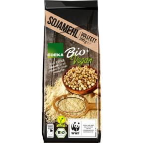 EDEKA Bio + Vegan Sojamehl Vollfett