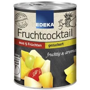 EDEKA 5-Fruchtcocktail gezuckert