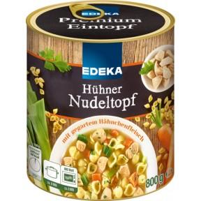 EDEKA Hühner-Nudeltopf