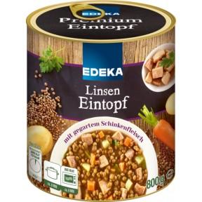 EDEKA Linsen-Eintopf