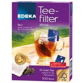 EDEKA Teefilter Mittel