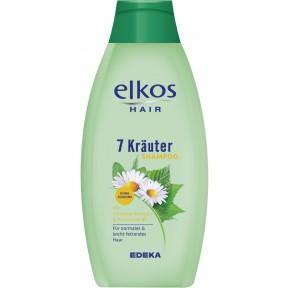 elkos Hair 7 Kräuter Shampoo 0,5 ltr